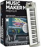 Magix Music Maker MX Control - Software de edición de audio/música (6144 MB, 1024 MB, 2GHz, CD-A, MIDI, MP3, OGG, WAV, WMA, CD-A, MIDI, MP3, OGG, WAV, WMA, AVI)