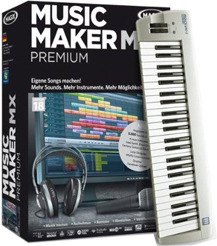 MAGIX Music Maker MX Control (V.18)