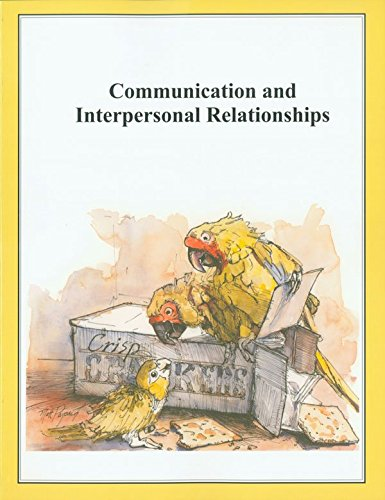 Compare Textbook Prices for Communication And Interpersonal Relation  ISBN 9781888344158 by Dave Marks