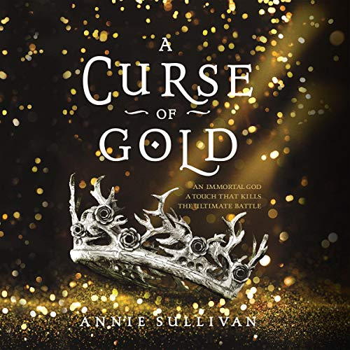 A Curse of Gold cover art