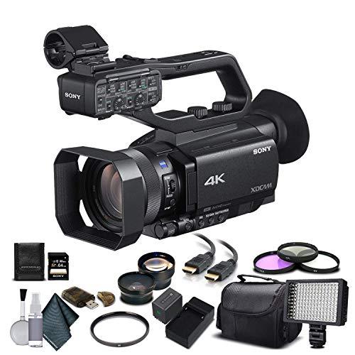 Sony PXW-Z90V 4K HDR XDCAM with Fast...