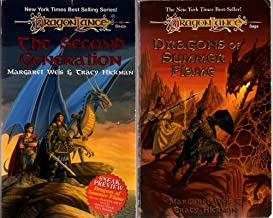 The Second Generation, Dragons of Summer Flame (Dragonlance: Second Generation)