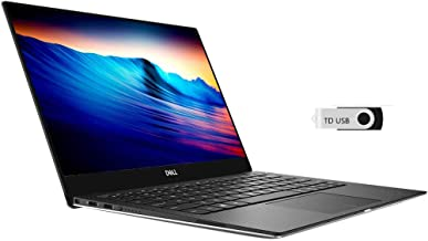 "2020 Newest_Dell XPS 13 7390 Business Laptop 13.3"" FHD Touch Display Intel Quad-Core i5-10210U (Beats i7-8565U) Backlit FP..."