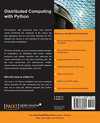 Distributed Computing with Python