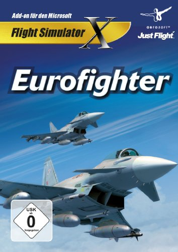 Flight Simulator X - Eurofighter (Add - On) - [PC]