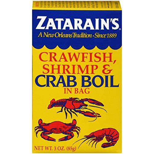 Zatarain's Crab & Shrimp Boil-Dry, 3 OZ