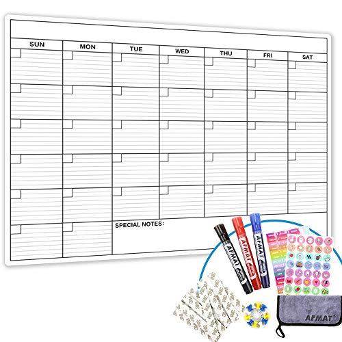 (70% OFF Coupon) Dry Erase Wall Calendar $12.00
