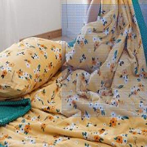 LHSOO Edredón Colcha de Verano edredón Doble Individual