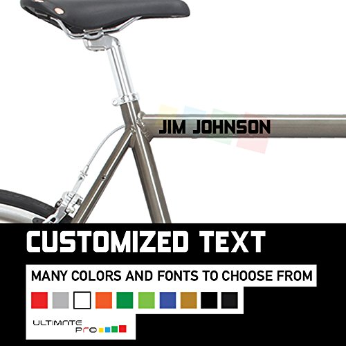 Custom Decal Stickers for Bicycle or mountain bike