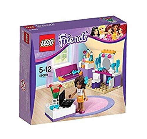 LEGO 41009 - Friends, Andreas Zimmer Baukaesten
