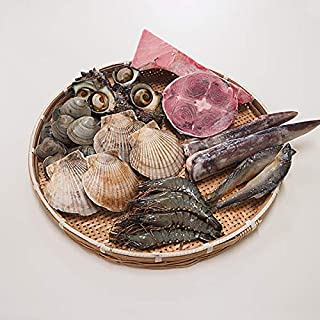 築地魚群 築地海鮮バーベキューセット 鶴
