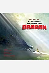 The Art of How to Train Your Dragon Hardcover