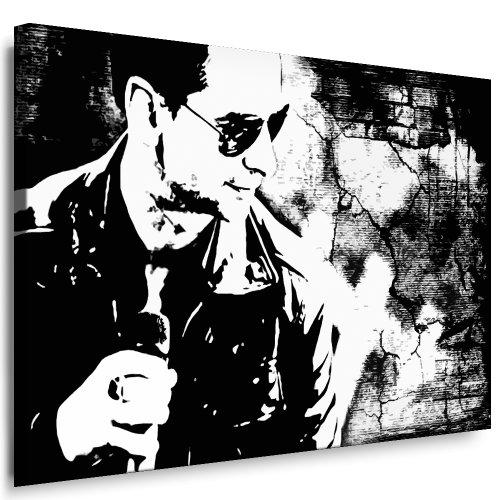 Kunstdruck Depeche Mode Leinwandbild fertig auf Keilrahmen / Leinwandbilder, Wandbilder, Poster, Pop Art Gemälde, Kunst - Deko Bilder