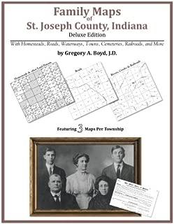 Family Maps of St. Joseph County, Indiana