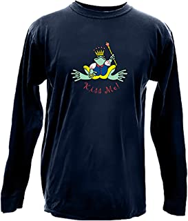 Peace Frogs Frog Prince Long Sleeve Youth T-Shirt