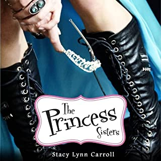 The Princess Sisters audiobook cover art