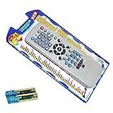 HQRP–Mando a Distancia para Samsung dvd-e360bd-j5500bd-j5900bd-j7500bd-f5100bd-f5500bd-f5700bd-f5900bd-f6500BD-F7500bd-e5400BD-H5500bd-h5900BD-H6500Blu-ray reproductor de DVD
