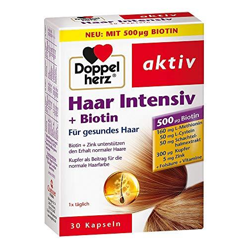 Doppelherz Haar Intensiv+ 30 stk