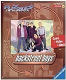 Puzzles in Motion:  Backstreet Boys - PC/Mac