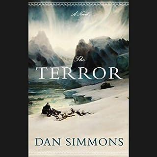 The Terror audiobook cover art