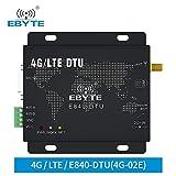 Ebyte 4G LTE RS232 RS485 Modul, Modbus RTU TCP LTE-FDD WCDMA GSM E840-DTU(4G-02E) Kabellos, transparent