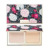 CATKIN Makeup Face Pressed Powder Foundation Compact Matte Conceal Pores Silky Smooth Creamy Texture C03 (C03 Medium)