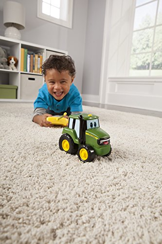 RC Auto kaufen Traktor Bild 2: TOMY Spielzeugtraktor John Deere
