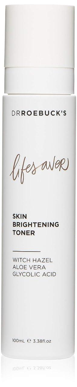 経度窓もしDR ROEBUCK'S Lifesaver Skin Brightening Toner(100ml)