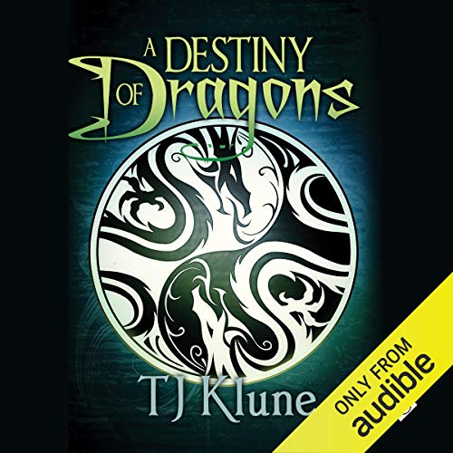 Couverture de A Destiny of Dragons