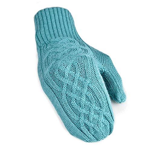 FLASCHENGRÜN Handschuhe London 100% Alpaka Damen und Herren