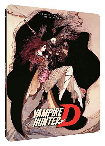Vampire Hunter D [Blu-ray] Steelbook