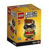 LEGO Brickheadz - Robin, Juguete de Construcción, Figura del Compañero de Batman (41587)
