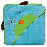 Skip Hop Zoo Hooded Towel, Otis Owl, Multi