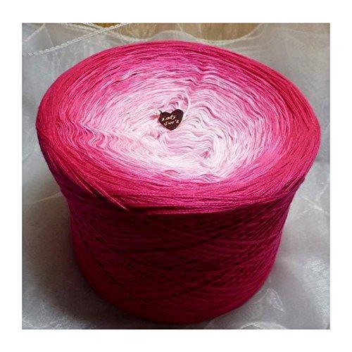 Neue Farbe! 250g Lady Dee's Traumgarne - Farbe: 27 - Cinderella´s Traum - inspiriert von den Farben der Natur