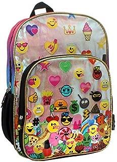 Emojination Rainbow Emoji Backpack