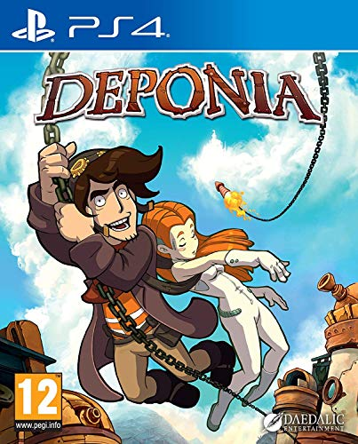 Deponia (PS4 International)