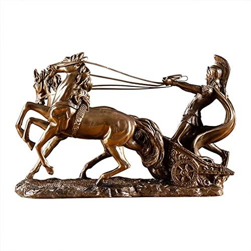 carro de caballos antiguo