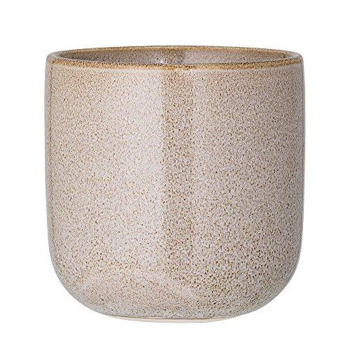 Bloomingville Vaso da fiori in grès naturale