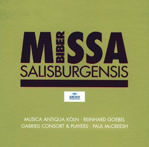 Musica Antiqua Köln, Reinhard Goebel, Gabrieli Players, Paul McCreesh & Gabrieli Consort