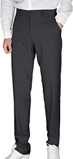 Bakery Men's Golf Pants Tapered Stretch Tech Relaxed Fit Chino Pant Lightweight Twill Pants