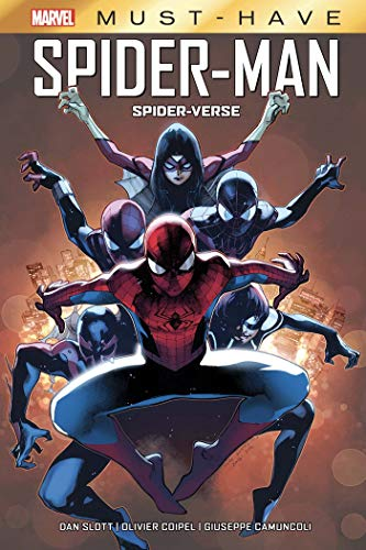 Spider-Man : Spider-Verse (Marvel Must-Have)