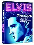 Pack 7 Discos: Elvis Presley [DVD]