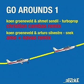 Go Arounds 1 (Remixes)