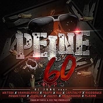 Peine (feat. Waters, Vanniblanko, Proph, Al2, Capital P, NicoSauce, Moquetero, Jewel D, Judiny, MrGandara & Plasma)