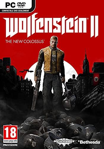 Wolfenstein II : The New Colossus [Importación francesa]