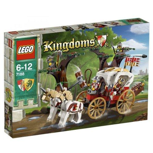 LEGO Castle King's Carriage Ambush 7188 by LEGO