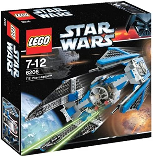 LEGO Star Wars 6206 TIE Interceptor