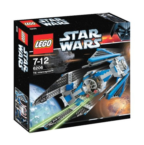 LEGO Star Wars 6206 TIE Interceptor