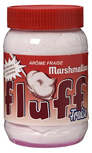 Fluff Marshmallow Fluff - Strawberry 213g, 1er Pack (1 x 213 g)