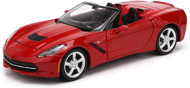 hasta 42% de descuento ZHPBHD Roadster Modelo 1 24 aleación de simulación Converdeible Modelo Modelo Modelo de Coche Adornos de Juguete colección de Joyas 18.7x7.8x4.5 CM Modelo (Color   rojo)  orden ahora con gran descuento y entrega gratuita